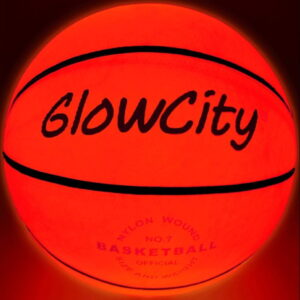 Light Up LED Basketball Glow In The Dark Official Size and Weight 1