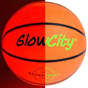 Light Up LED Basketball Glow In The Dark Official Size and Weight