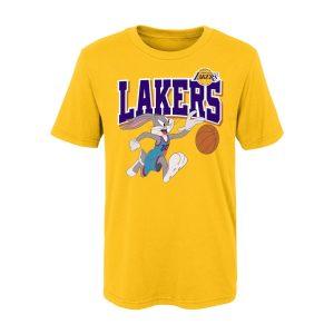 Los Angeles Lakers Big Time T Shirt Kids