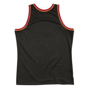 Mitchell Ness Atlanta Hawks Hardwood Classics Throwback Blown Out NBA Fashion Jersey 1
