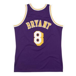 Mitchell Ness Kobe Bryant 1998 All Star Game Hardwood Classics Throwback NBA Authentic Jersey 1