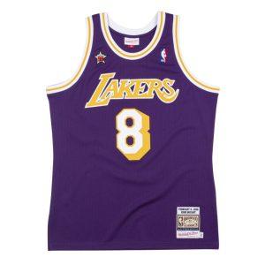 Mitchell Ness Kobe Bryant 1998 All Star Game Hardwood Classics Throwback NBA Authentic Jersey