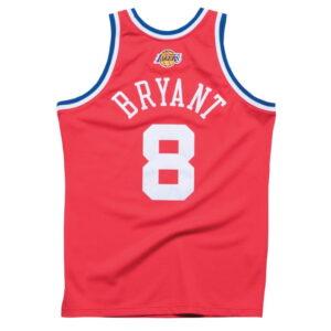 Mitchell Ness Kobe Bryant 2003 All Star Game Hardwood Classics Throwback NBA Authentic Jersey 1