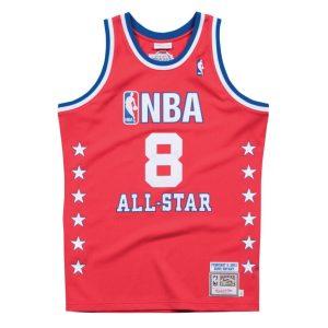 Mitchell Ness Kobe Bryant 2003 All Star Game Hardwood Classics Throwback NBA Authentic Jersey