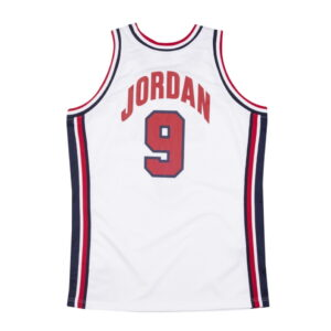 Mitchell Ness Michael Jordan 1992 Olympics Dream Team USA Hardwood Classics Throwback Authentic Jersey 1