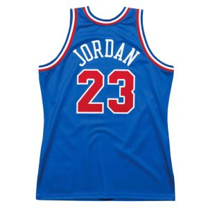 Mitchell Ness Michael Jordan 1993 All Star Game Hardwood Classics Throwback NBA Authentic Jersey 1