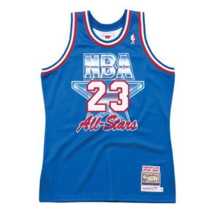 Mitchell Ness Michael Jordan 1993 All Star Game Hardwood Classics Throwback NBA Authentic Jersey