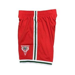 Mitchell Ness Milwaukee Bucks Hardwood Classics Throwback Swingman NBA Shorts 1