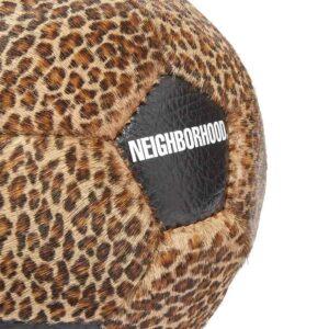 Neighborhood x END x adidas Away Soccer Ball Leopard 1