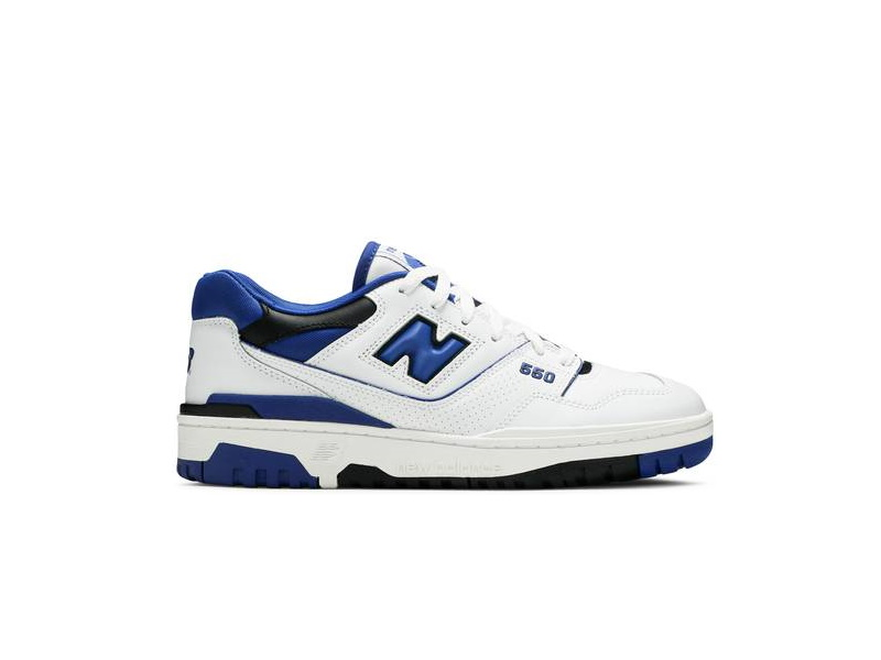 New Balance 550 White Blue