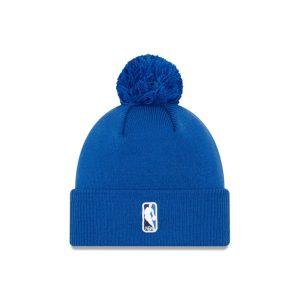 New Era Milwaukee Bucks City Edition Logo Pom Knit NBA Beanie 1