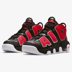 Nike Air More Uptempo Bred GS 2