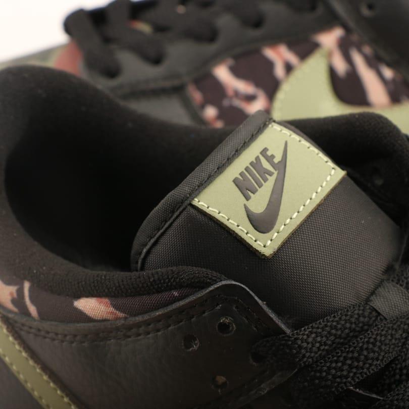Nike Dunk Low SE Black Multi Camo 3