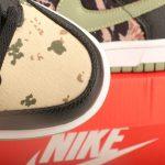 Nike Dunk Low SE Black Multi Camo 4