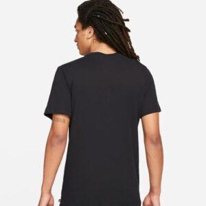 Nike Giannis Antetokounmpo Freak Logo T Shirt Black 1