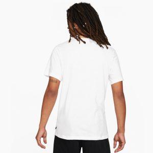 Nike Giannis Antetokounmpo Freak Logo T Shirt White 1