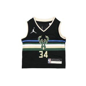 Nike Giannis Antetokounmpo Milwaukee Bucks 2021 Statement Edition Infant NBA Jersey