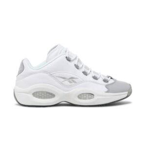 Reebok Question Low White Grey