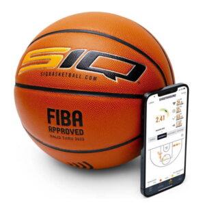 SiQ Smart Basketball