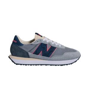 Sneakersnstuff x New Balance 237 Blue Racer