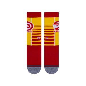 Stance Atlanta Hawks Gradient Hardwood Classics Stance NBA Socks 1