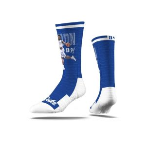 Strideline Zion Williamson Duke Blue Devils NCAA Premium Full Sub Socks 1