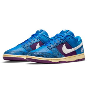 Undefeated x Nike Dunk Low SP Dunk vs AF1 1