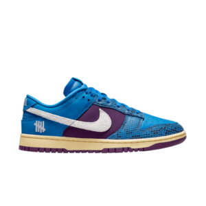 Undefeated x Nike Dunk Low SP Dunk vs AF1