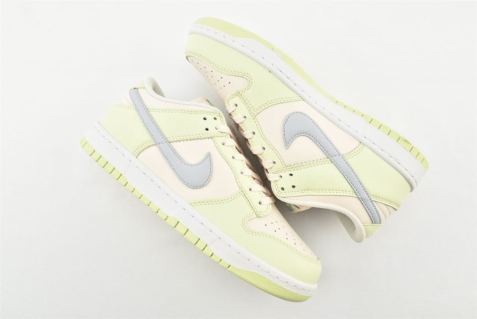 Wmns Nike Dunk Low Lime Ice 4