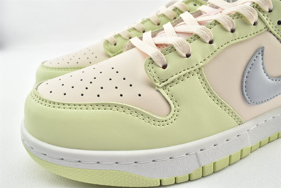 Wmns Nike Dunk Low Lime Ice 5