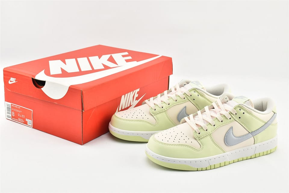 Wmns Nike Dunk Low Lime Ice 9