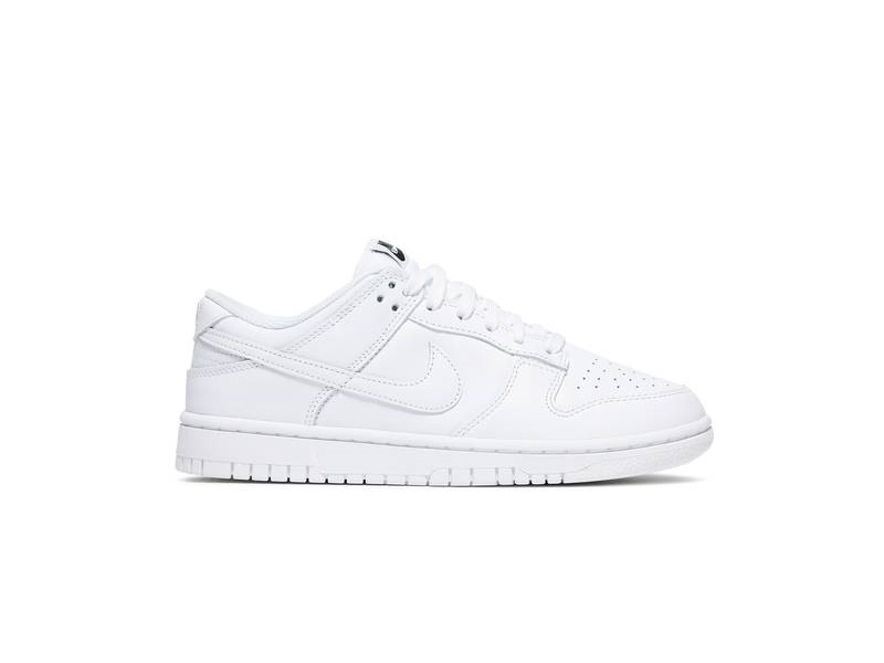 Wmns Nike Dunk Low Triple White