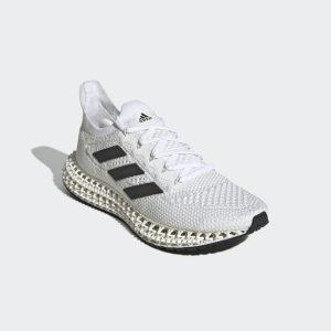 adidas 4DFWD White Black 1