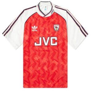 adidas AFC 90 92 Jersey MultiWhiteRed