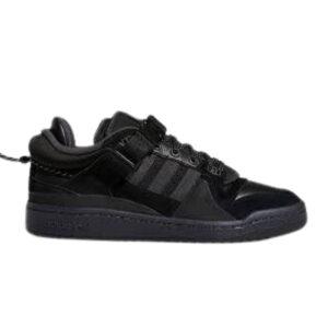 adidas Forum Low Bad Bunny Triple Black 1