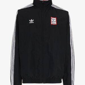 adidas Have A Good Time Reversible Track Jacket Black