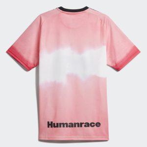 adidas Juventus Human Race Jersey Glow PinkBlack 1