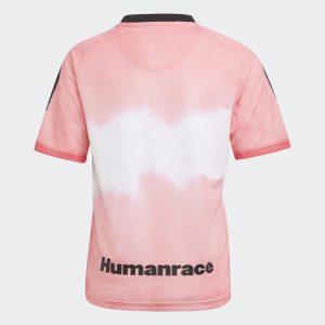 adidas Juventus Human Race Kids Jersey Glow PinkBlack 1