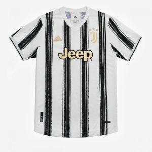 adidas Juventus Maglia Gara Home Authentic 202021 Jersey White