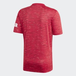 adidas Manchester United Home Shirt 2020 21 Jersey Red 1