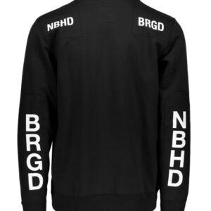 adidas Neighborhood Commander Sweatshirt Black 1