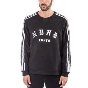 adidas Neighborhood Crewneck Sweatshirt Black