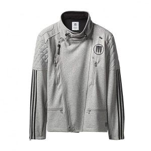 adidas Neighborhood Riders Track Jacket Grey