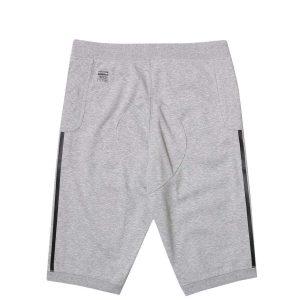 adidas Neighborhood Riders Track Shorts Grey 1