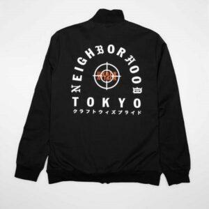 adidas Neighborhood Track Jacket Black 1.2
