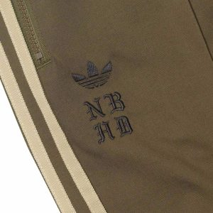 adidas Neighborhood Track Pants Olivedrab 2