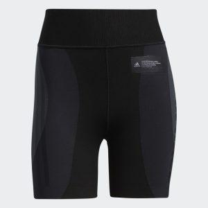 adidas Pharrell Williams 18GG Womens Biker Shorts Black