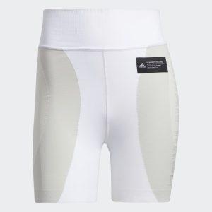 adidas Pharrell Williams 18GG Womens Biker Shorts White