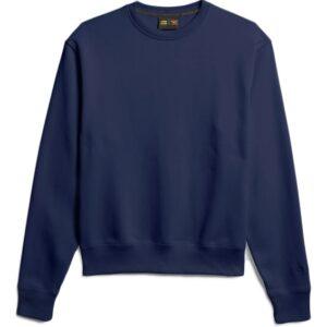 adidas Pharrell Williams Basics Crewneck Sweatshirt Night Sky