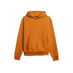 adidas Pharrell Williams Basics Hoodie Bright Orange